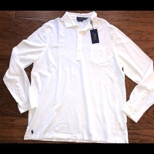 Polo Ralph Lauren Cotton Featherweight Polo XL